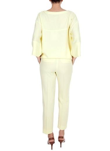 Beymen Collection Pantolon Sarı